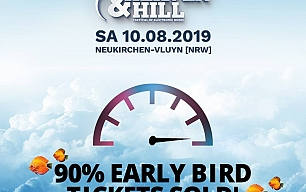 Early Bird Tickets fast ausverkauft!