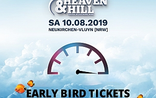 Early Bird Tickets SOLD OUT!