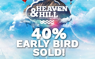 EARLY BIRD 40% SOLD