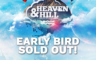 EARLY BIRD TICKETS SOLD OUT